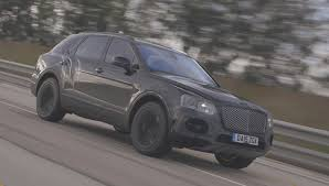 bentley suv 2017 the 800 hp bentley bentayga breaks a track record u2014in reverse