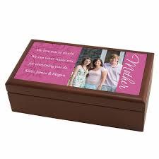 personalized keepsake photo personalized keepsake box
