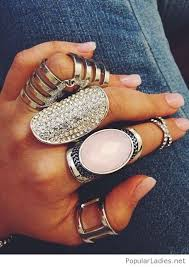big silver rings images Awesome big silver rings jpg