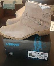 s suede boots size 9 teva s ankle boots us size 9 ebay