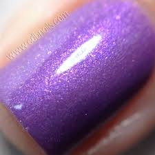 cdbnails daily hues nail lacquer blurple garden collection