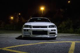 nissan r34 fast and furious happy birthday paul walker signed nissan skyline the drive