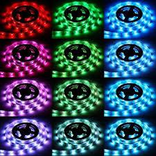 led light strips sunsbell usb powered led rope lights