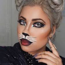 best 25 cat halloween makeup ideas on pinterest cat face makeup