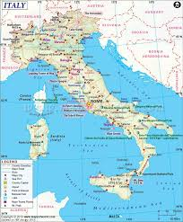 map of the best 25 map of italy ideas on honeymoons