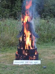 Firepit Rings These Lord Of The Rings Firepits Are A Great Way To Warm Up In The