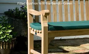 green bench cushion 3 seat forest green bench cushion