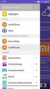 blinkfeed apk blinkfeed rss manager apk free productivity app for