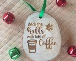 mug ornament coffee cup ornament etsy