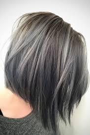 short styles for grey hair streaked 18 short grey hair cuts and styles short gray hair gray hair
