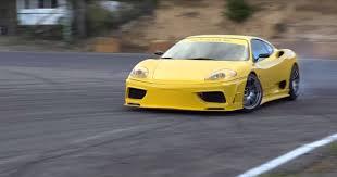 Lamborghini Murcielago Drift Car - ferrari 360 modena drift car slides surprisingly smoothly in japan