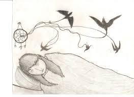 dreamcatcher sketch by watchtheskyes on deviantart