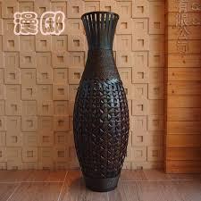 Rattan Vases The 25 Best Large Floor Vases Ideas On Pinterest Floor Vases