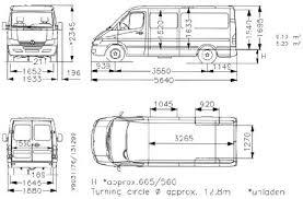 mercedes length mercedes sprinter dimensions images travel