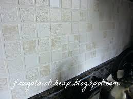 Washable Wallpaper For Kitchen Backsplash by Washable Kitchen Backsplash Subscribed Me