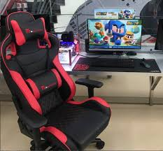 Ultimate Game Chair Complete Your Ultimate Gaming Setup With The Ttesports Gt Fit