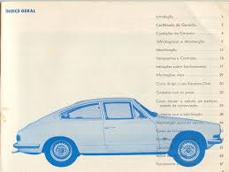 thesamba com 1975 vw karmann ghia tc owner u0027s manual portuguese