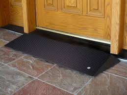 Laminate Flooring Threshold Rubber Threshold Ramps For Doorways And Sliding Doors Handiramp