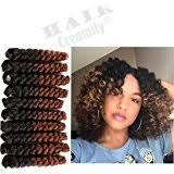 ombre crochet braids 3pcs pack 8 afro twist hair crochet braids ombre braiding