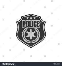 police badge stock vector 485860870 shutterstock