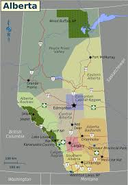Fort Mcmurray Alberta Canada Map by Alberta U2013 Travel Guide At Wikivoyage