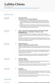 Management Analyst Resume Cover Letters For Business Analyst Positions Thesis Statement In A