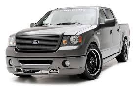 Ford F150 Truck Bumpers - 2006 2008 ford f150 3dc poly urethane front bumper lip spoiler