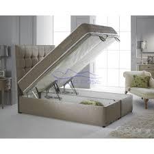 chesterfield storage ottoman bedframe