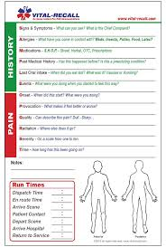 opqrst emt 21 best emt images on pinterest health nursing schools and