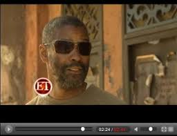 Is Denzel Blind In Book Of Eli Book Of Eli Trailer