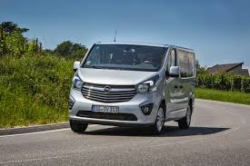 opel vivaro 2017 prices are set new opel vivaro combi and tourer large vans