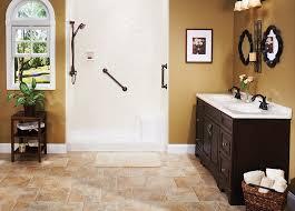 Bathroom Tub To Shower Conversion Tub To Shower Conversions Atlanta Construction