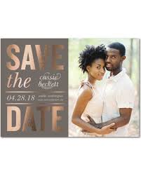 save the dates cheap stock save the dates that look totally custom martha stewart