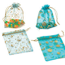 large organza bags and moons large organza bag bags from crafty crocodiles uk