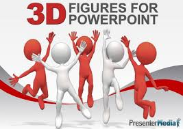 free download 3d powerpoint template funkyme info