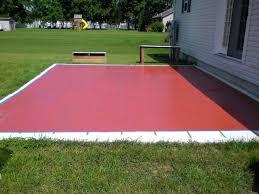 Concrete Backyard Design Patio Ideas Backyard Concrete Patio Images Concrete Patio Design