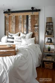 Bedroom Barn Door Barn Door Headboard For Sale Two Tone Lacquer Oak Wood King Size