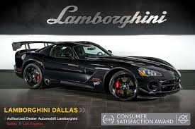 dodge viper for sale dallas used 2010 dodge viper for sale richardson tx stock lt0975 vin