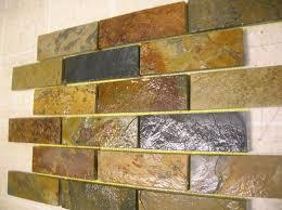 slate tile kitchen backsplash new ideas mosaic tile and slate subway pattern mosaic