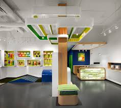 pet shop interior with playful environment in vancouver canada