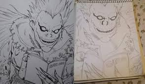 deathnote drawings on paigeeworld pictures of deathnote paigeeworld
