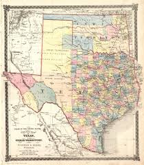 United States Railroad Map by Buy 1867 Railroad Map Of Houston U0026amp Texas Central Rr Showing