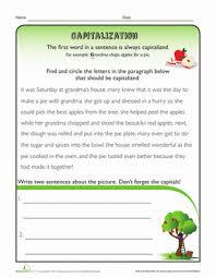 sort out the sentences 2nd grade worksheets education com