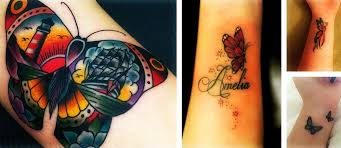 20 wrist butterfly tattoo ideas that can never go wrong for any