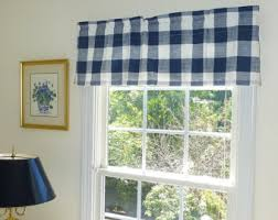 Modern Kitchen Valance Curtains by Modern Valances Etsy