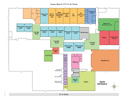 campus map itu international technological university