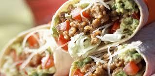 cuisine mexicaine fajitas fajitas mexicaines bœuf et guacamole facile recette sur cuisine