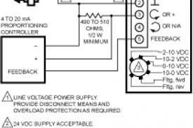 honeywell actuator wiring diagram for 500 series honeywell louver