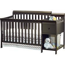Modern 4 In 1 Convertible Crib by Sorelle Cribs All Images Chandler 2in1 Convertible Panel Crib