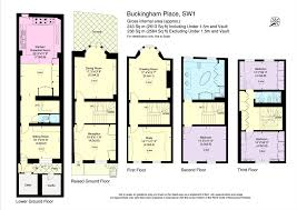4 bedroom terraced house for sale in buckingham place westminster
